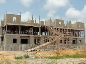 4 bedroom House for sale Royal palm villa phase 2 estate resort Ibeju-Lekki Lagos
