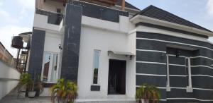 4 bedroom Detached Bungalow House for sale GRA Thomas estate Ajah Lagos