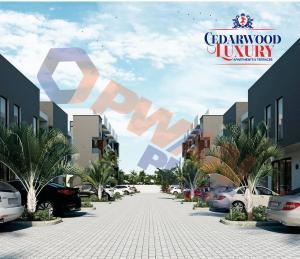 Terraced Duplex House for sale Km 35 Lekki Epe Expressway, Ajayi Apata New Town ,Sangotedo Sangotedo Ajah Lagos