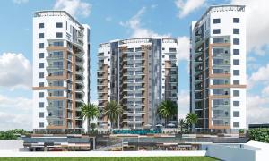 1 bedroom mini flat  Mini flat Flat / Apartment for sale Knight Towers Ahmadu Bello Way Victoria Island Lagos