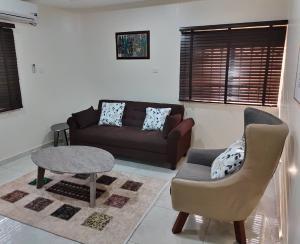 1 bedroom mini flat  Mini flat Flat / Apartment for shortlet Lobito Crescent Wuse 2 Abuja