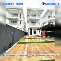 5 bedroom Detached Duplex House for rent Located inside Lekki Left hand side off Admiralty way Lekki Phase 1 Lekki Lagos