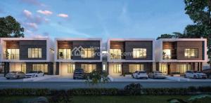 3 bedroom Terraced Duplex House for sale Ogombo Road, Off Abraham Adesanya, Ajah, Urban Lavadia Estate Abraham adesanya estate Ajah Lagos