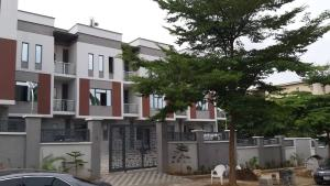 5 bedroom Terraced Duplex House for sale Very Serena Environment With Street Lights Jabi Abuja