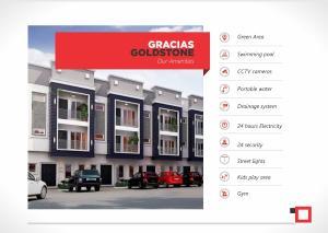 2 bedroom Blocks of Flats House for sale Sangotedo Ajah Lagos