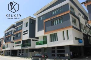 4 bedroom Semi Detached Duplex House for sale Richmond Gate Estate Lekki Phase 1 Lekki Lagos