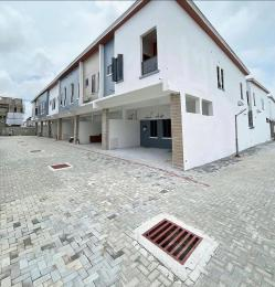 4 bedroom Terraced Duplex House for sale Gated Estate chevron Lekki Lagos