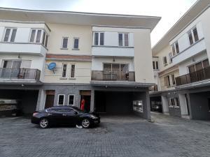 4 bedroom Terraced Duplex House for rent Gated Estate chevron Lekki Lagos