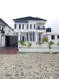5 bedroom Detached Duplex House for sale Off Chevron Drive, Gated Estate chevron Lekki Lagos