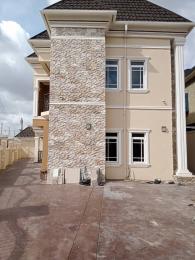 4 bedroom Detached Duplex for sale Inside An Estate At Iponrin Surulere Alaka/Iponri Surulere Lagos