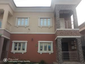 3 bedroom Terraced Duplex House for rent Minimah Estate  Airport Road(Ikeja) Ikeja Lagos