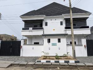 4 bedroom Semi Detached Duplex House for sale Chevron Tollgate, Orchid Hotel Road chevron Lekki Lagos