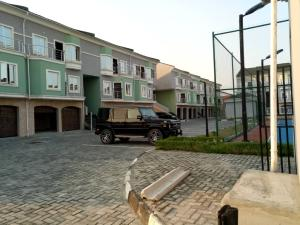 4 bedroom Terraced Duplex House for rent Midland Court, Chevron Drive chevron Lekki Lagos