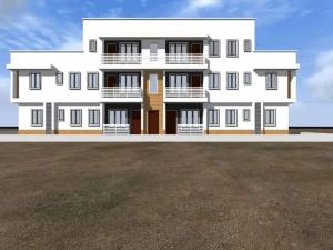 3 bedroom Blocks of Flats House for sale pennisular garden estate Monastery road Sangotedo Lagos
