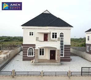 4 bedroom Detached Duplex for sale Amen Estate Eleko Ibeju-Lekki Lagos