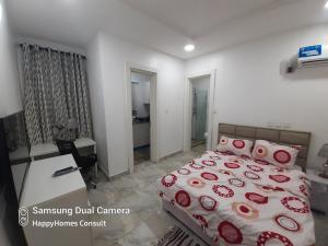 1 bedroom mini flat  Self Contain Flat / Apartment for rent Navy Officers Quarters Jahi Jahi Abuja