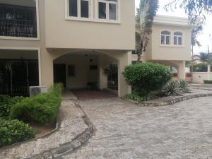 4 bedroom Terraced Duplex for rent Osborne Phase 1 Osborne Foreshore Estate Ikoyi Lagos