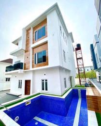6 bedroom Terraced Duplex House for sale Off Abraham Adesanya Abraham adesanya estate Ajah Lagos