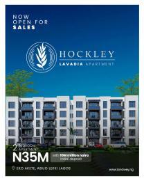2 bedroom Blocks of Flats for sale By Mayfair Garden Awoyaya Ajah Lagos