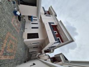4 bedroom Semi Detached Duplex House for sale Ologolo  Agungi Lekki Lagos