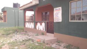 1 bedroom mini flat  Semi Detached Bungalow House for rent Iyana Ilogbo area Ado Odo/Ota Ogun