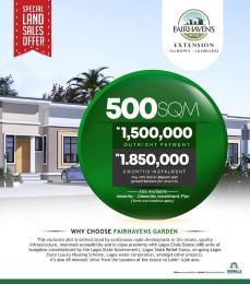 Residential Land for sale Agbowa, 45mins Drive From Lekki Ajah Axis Ikorodu Lagos
