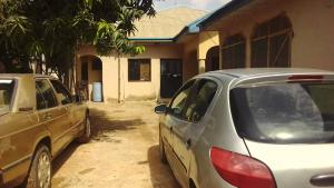 4 bedroom Detached Bungalow House for sale Dubai Estate behind jezco filing station across Airport road Yola South Adamawa