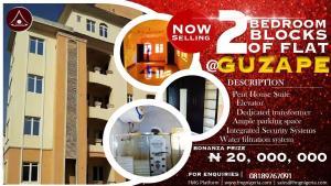 2 bedroom Flat / Apartment for sale Guzape, Abuja Guzape Abuja