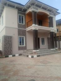 5 bedroom Detached Duplex House for sale private estate magboro Magboro Obafemi Owode Ogun