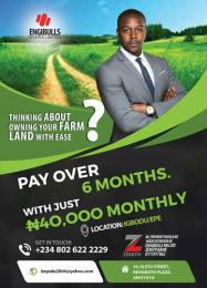 Land for sale Off Ketu Epe Road Epe Road Epe Lagos