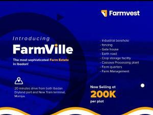 Commercial Land for sale Ibadan Akinyele Oyo