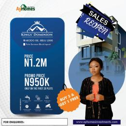 Residential Land Land for sale 3 Minutes Away From La Campagne Tropicana Resort Akodo Ise Ibeju-Lekki Lagos