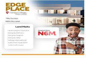 Mixed   Use Land Land for sale it's directly facing the Lekki Free Trade Zone Expressway. Ogogoro Ibeju-Lekki Lagos