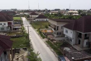 Serviced Residential Land Land for sale 2mins drive to shoprite sangotedo Sangotedo Ajah Lagos