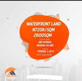 Mixed   Use Land Land for sale 3rd Avenue,Banana Island Banana Island Ikoyi Lagos