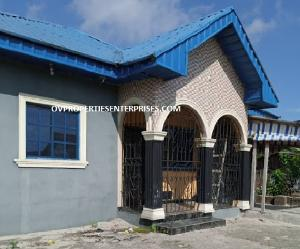 2 bedroom Detached Bungalow House for sale Agbarho Delta State Ughelli North Delta