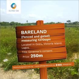 Mixed   Use Land Land for sale ONIRU Victoria Island Lagos