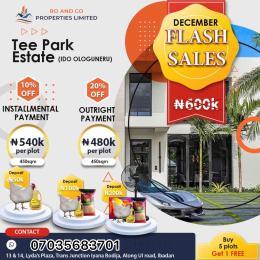 Residential Land Land for sale Akinyele local government ido Akinyele Oyo