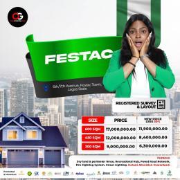 Land for sale Festac Amuwo Odofin Lagos