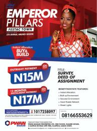 Serviced Residential Land for sale Festac Amuwo Odofin Lagos