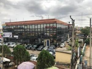 Office Space Commercial Property for rent - Awolowo way Ikeja Lagos