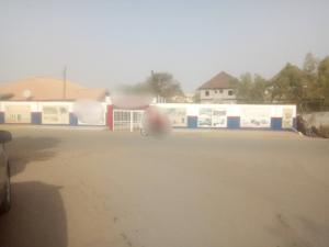 3 bedroom Show Room Commercial Property for sale Major tarred road  Lugbe Abuja