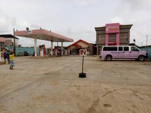 Tank Farm Commercial Property for sale Along Ijegun road  Ijegun Ikotun/Igando Lagos