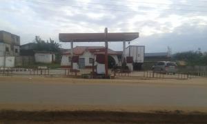 Tank Farm Commercial Property for sale Christ High School area, moniya off old Oyo Road, Iseyin Road Moniya Ibadan Oyo