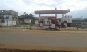 Commercial Property for sale  opp king's college moniya ibadan along/ibadan road  Akinyele Oyo