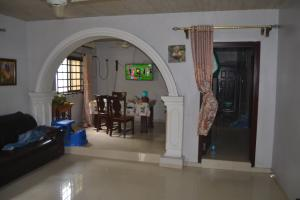 3 bedroom Detached Bungalow House for sale 2 shelter Afrique Uyo Akwa Ibom