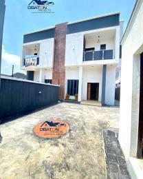 4 bedroom Semi Detached Duplex House for sale Orchid, Chevron Toll Gate chevron Lekki Lagos