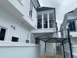 4 bedroom Semi Detached Duplex House for sale  In a gated Estate off Orchid hotel road, lekki.  Lekki Lagos