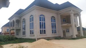5 bedroom Detached Duplex House for sale Shell Road off power line  Sapele Delta