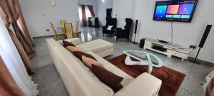 5 bedroom Detached Duplex for shortlet Eleganza Gardens Estate Opposite Vgc VGC Lekki Lagos